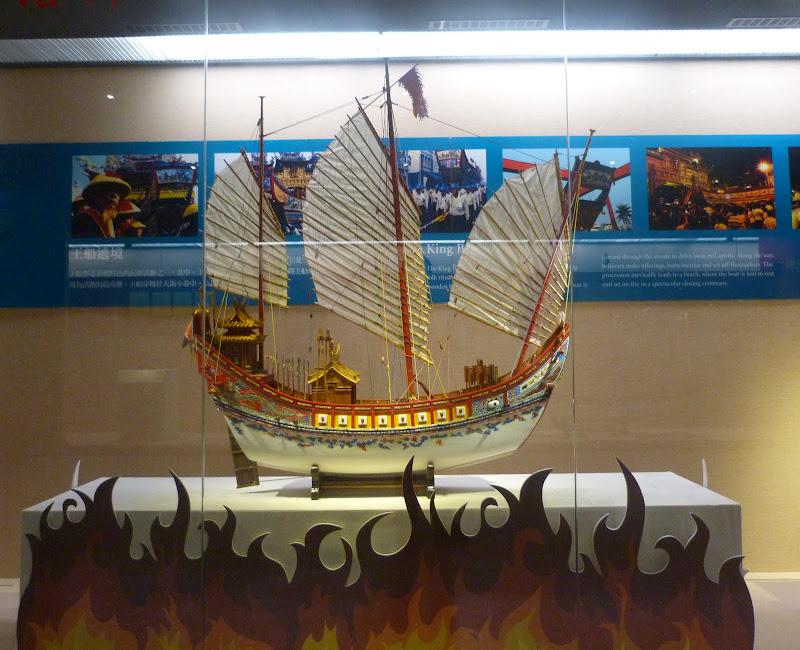 Taipei. Evergreen Maritime Museum. - P1340959.JPG