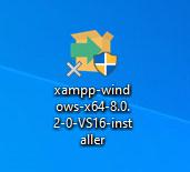تثبيت السيرفر المحلي إكزامب XAMPP على جهازك