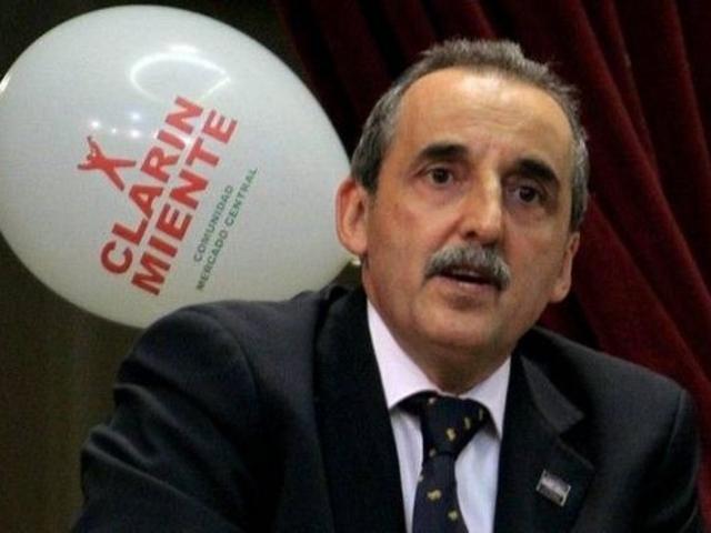 Procesan a Guillermo Moreno por el cotillón anti-Clarín