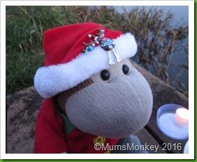 Christmas Eve on the riverbank 2