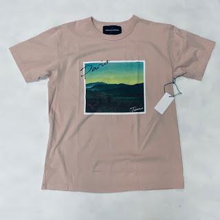 Bianca Chandon NEW T-Shirt Paris Texas  Pink