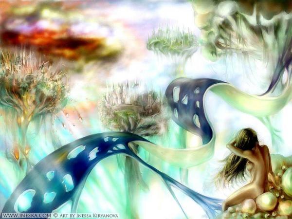 Rainbow Phantom Planet, Fairies 3