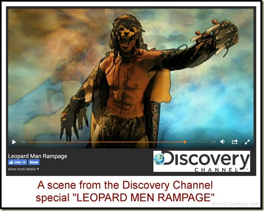 Discovery Channel, Leopard Men Rampage