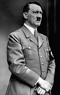 adolf hitler bloody dictator