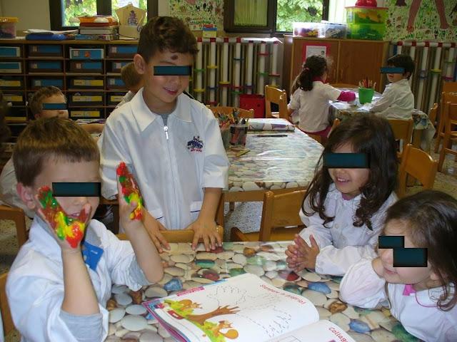 Scuola dell'Infanzia San Luigi: attività in sezione