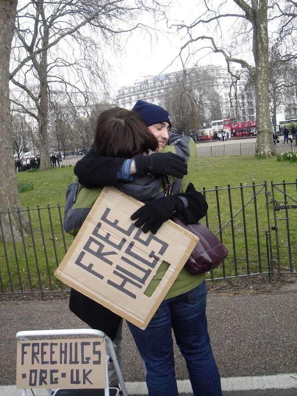 Thumb FREE HUGS Speaker s Corner Hyde Park London 1024