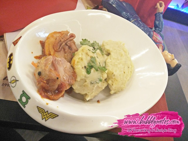 DC Comic Super Heroes Cafe, Sunway Putra Mall  (1)