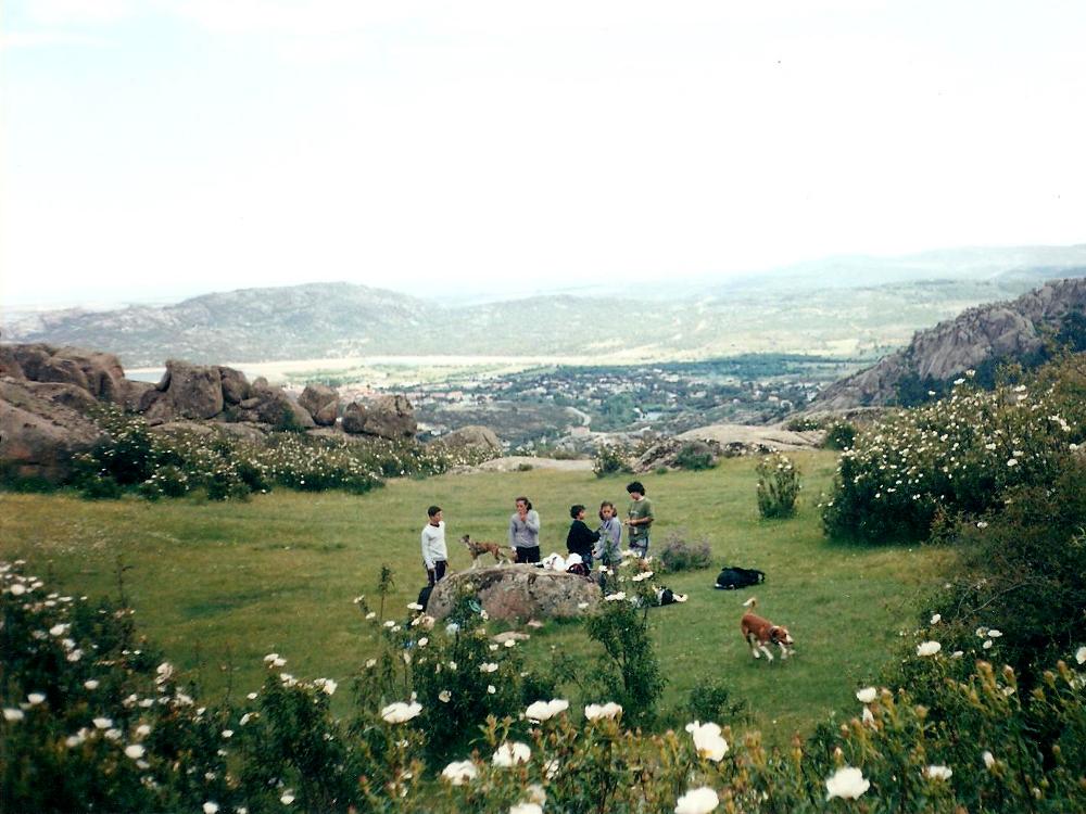 2001 · La Pedriza, como las cabras