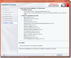 install-oracle-weblogic-infrastructure-11