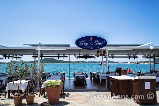 Cunda Bay Nihat restoran