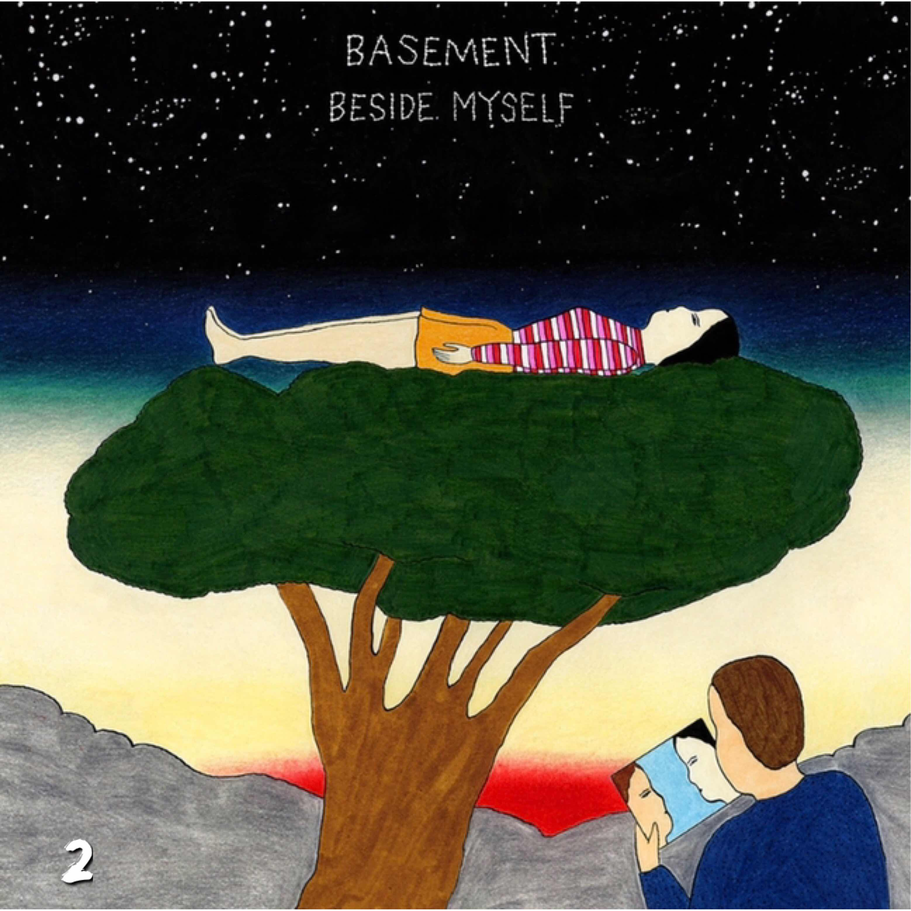"Basement ""Beside Myself"""