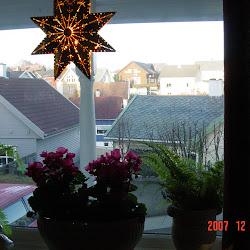 Julen og nyttår 2007