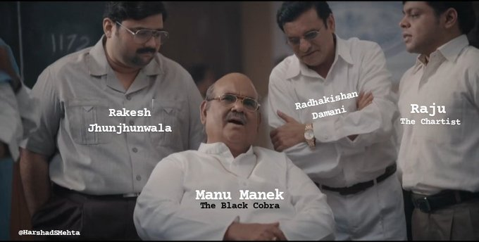 How Rakesh Jhunjhunwala Became Big Bull Of Dalal Street After Harshad Mehta
