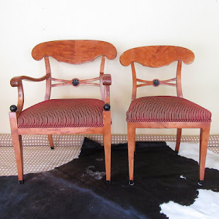 Empire Chair Duo