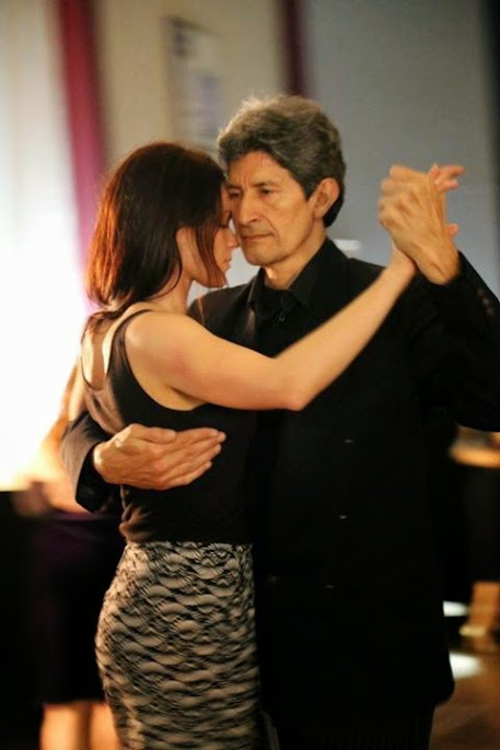 Kristy Tango Dancing in Sydney