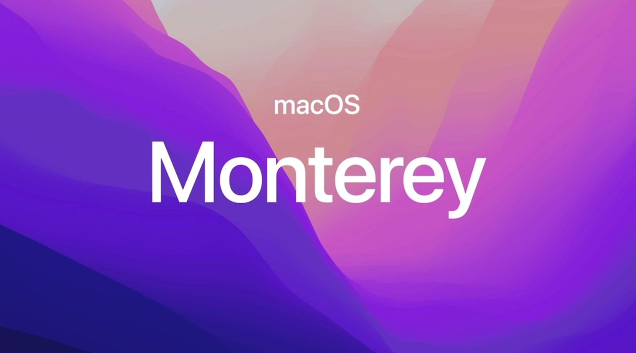 MacOS Monterey will be officially out on 25th October