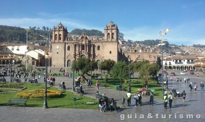Um passeio pelas ruas de Cusco