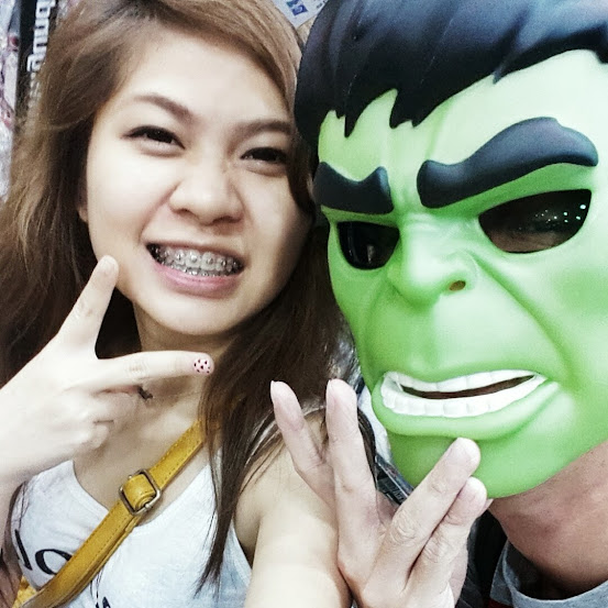 Bendan | The Sweet Hulk and me