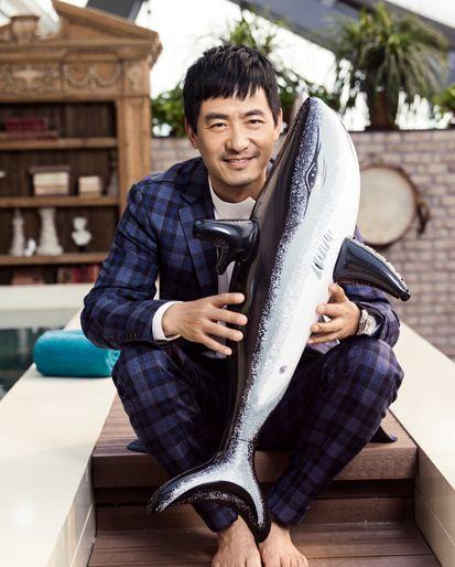 Guo Xiaodong China Actor