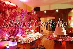 Fotos de decoração de casamento de Casamento Karen e Reynaldo no Recanto do Barão da decoradora e cerimonialista de casamento Liliane Cariello que atua no Rio de Janeiro e Niterói, RJ.
