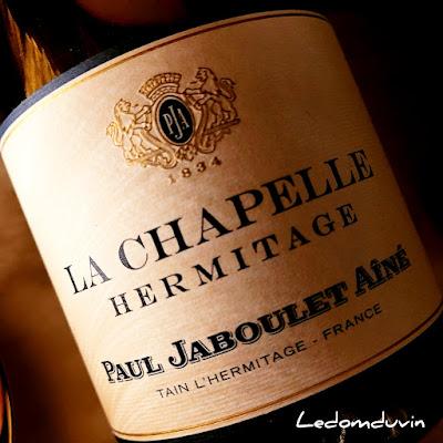 Paul Jaboulet Aine Hermitage La Chapelle 2009 by ®LeDomduVin 2021
