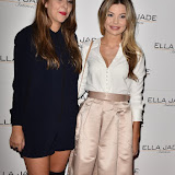 OIC - ENTSIMAGES.COM - Millie Wilkinson and Georgia Toffolo at Ella Jade's Chair Your Wish Launch Whiteley's Shopping Centre, London 15th December 2015 Photo Mobis Photos/OIC 0203 174 1069