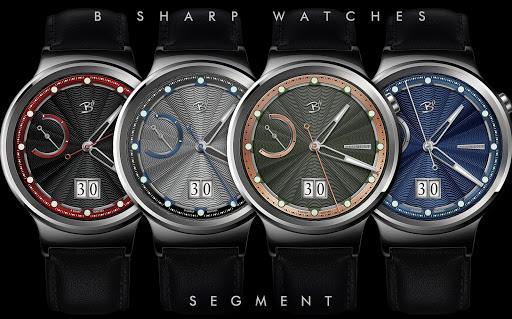 PC u7528 Segment - Premium watch face for smart watches 1