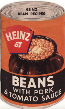 Heinz Beans Die Cut