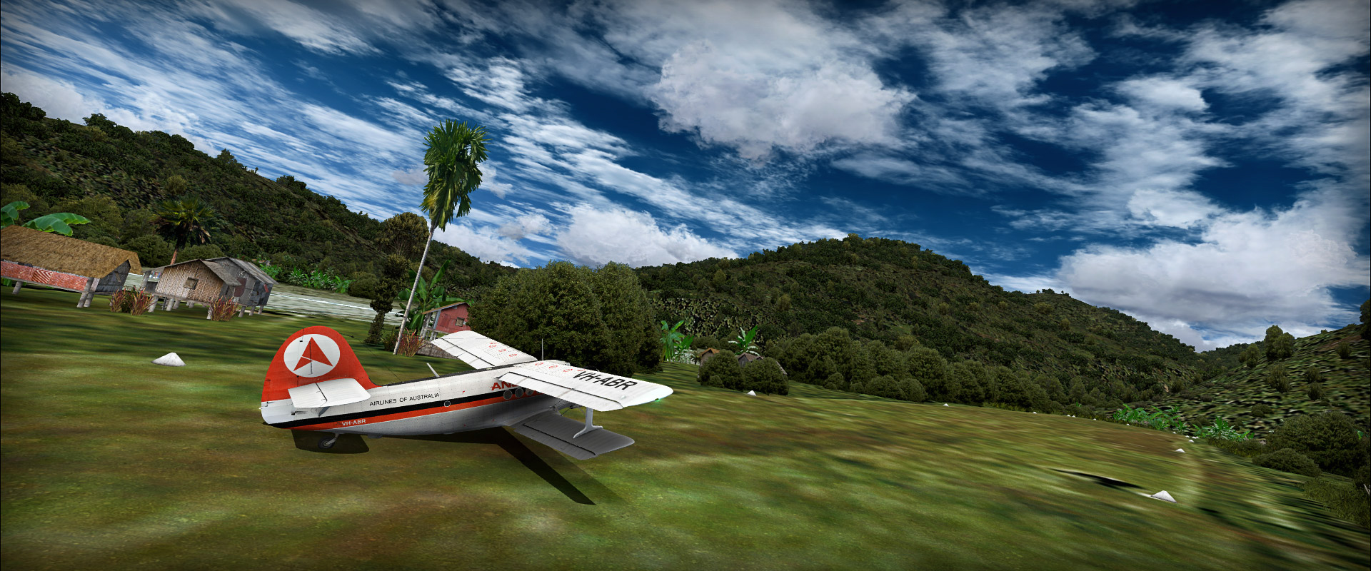 PNG #2 – FSX/P3D planes for PNG flying • C-Aviation