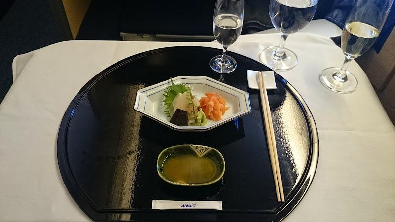 DSC 0933 - REVIEW - ANA : First Class - Tokyo Narita to London (B77W)