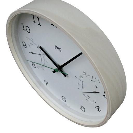 レムノス時計 TRiO 温室時計