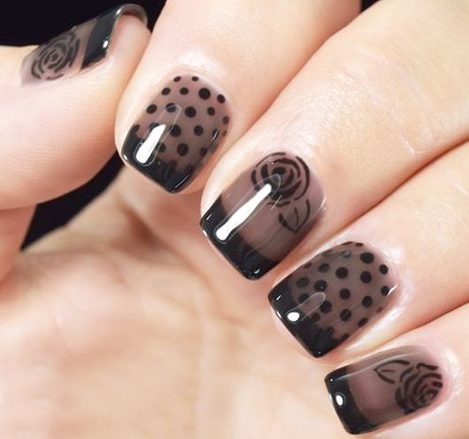 Nail Art Designs For Short Nails you will love 4