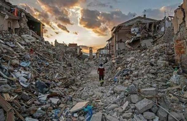 A ALERTA DAS ONU sobre mega terremoto no México e nos EUA nas próximas 48 horas