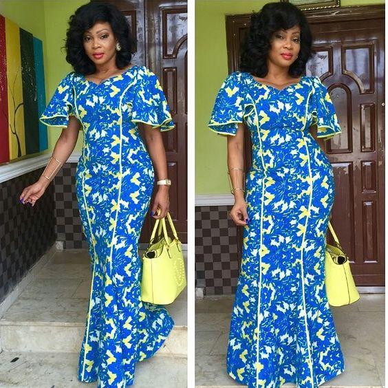Latest Ankara Styles Trending In Nigeria Fashion Qe