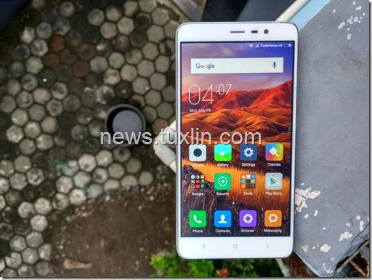 Unboxing Xiaomi Redmi Note 3