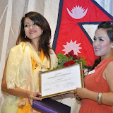 Dinner with Miss Nepal 2012 in UK Pics Bisan GurungJune 12, 2012