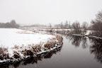 Die Beek im Winter