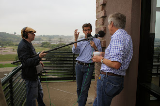 Photo: With Marketplace team, downtown Sioux Falls