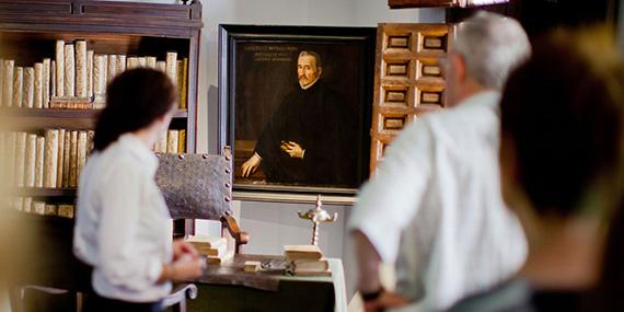 Visitas guiadas a la Casa Museo Lope de Vega
