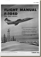 Lockheed F-104D Flight Manual_01