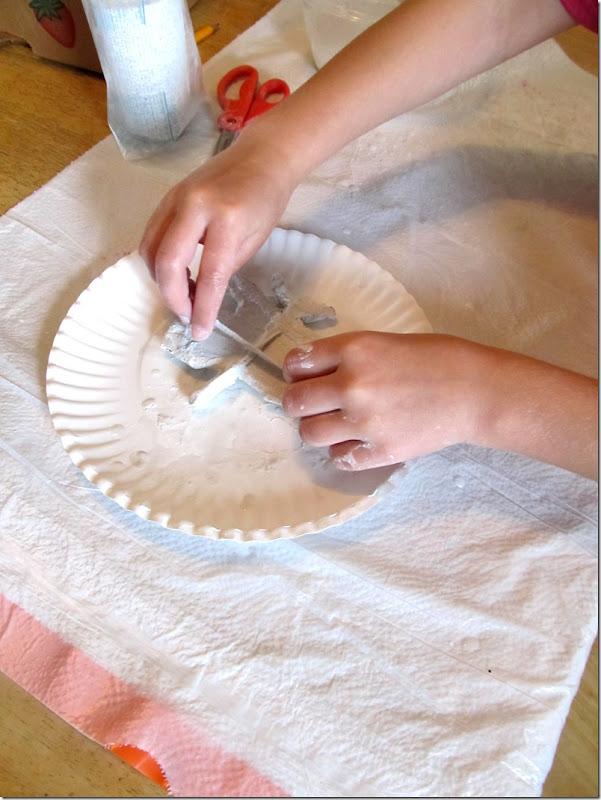 homeschool crafts rigid wrap from activa 2