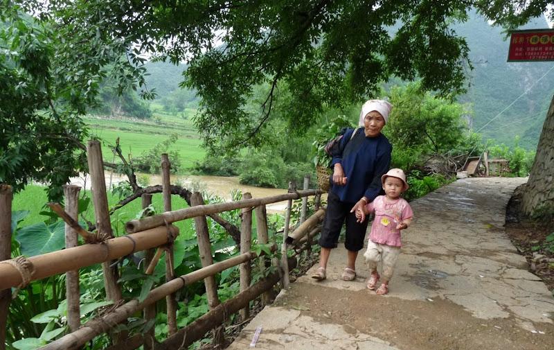 Chine . Yunnan BA MEI 2 - P1260974.JPG