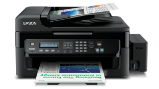 Download Epson L550 printers driver & Install guide
