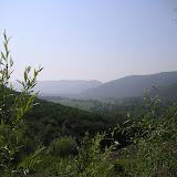 Vallée de la Muraovka près d'Aurovka, au sud d'Anutchino (Primorskij Kraj, Russie), 1er juillet 2011. Photo : Jean Michel