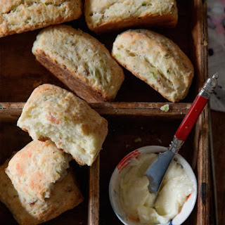 Bacon and Scallion Truck Stop Biscuit Recipe