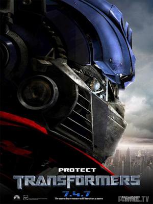Phim Robot Đại Chiến 1 - Transformers (2007)