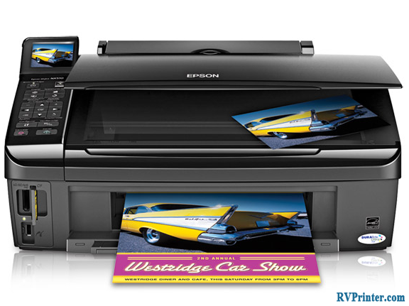 How Epson Stylus NX510 help you be smart and simplify your lifetime
