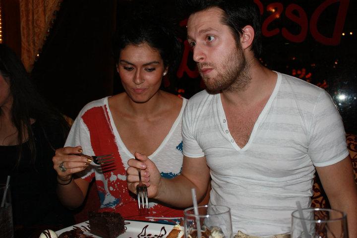 Adam And Amanda 2, Afc Adam Lyons