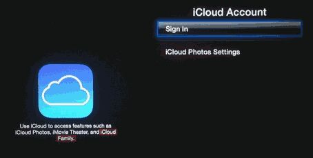 how to add photos to apple tv screensaver