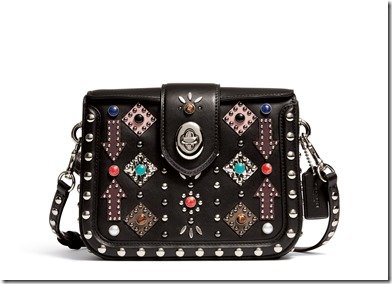 57658_All Over Western Rivets Page Crossbody